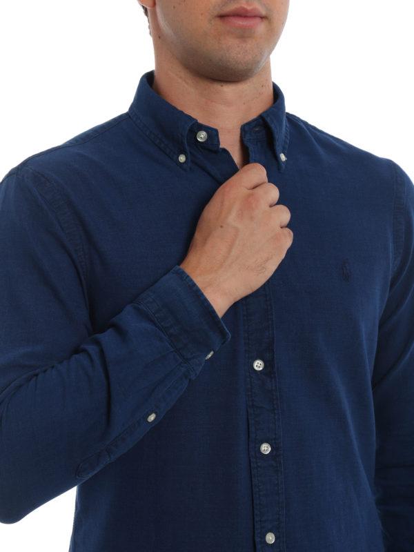 RALPH LAUREN buy online Hemd - Blau