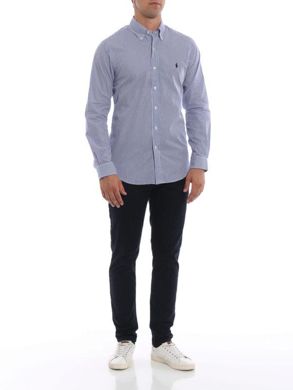 RALPH LAUREN: Hemden online - Hemd - Hellblau