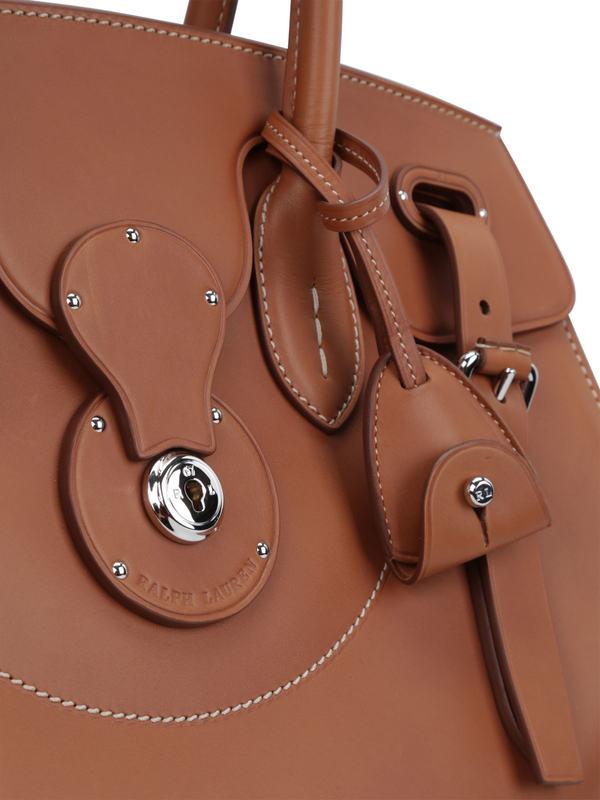 iKRIX RALPH LAUREN: Soft Ricky 33 leather bag