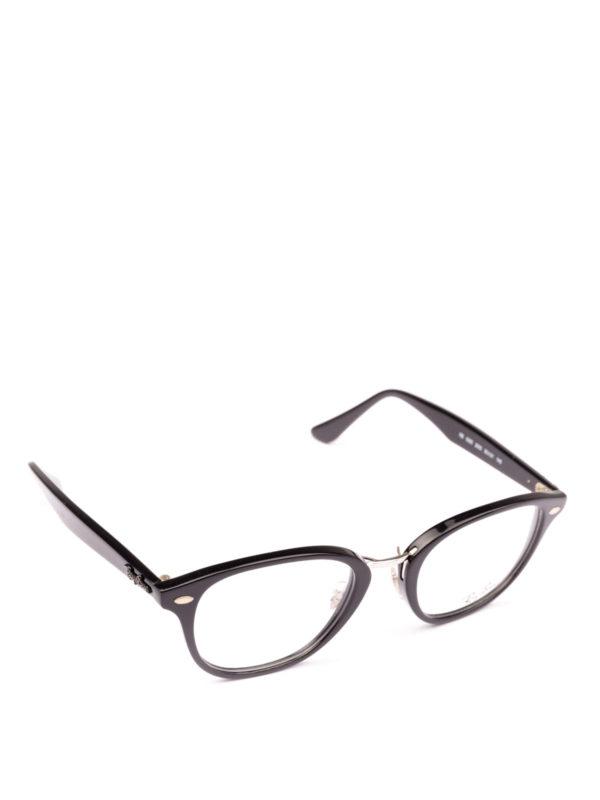RAY-BAN: Brillen - Brillen - Schwarz