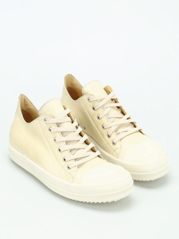 Rick Owens: Sneaker online - Sneaker - Hellbeige