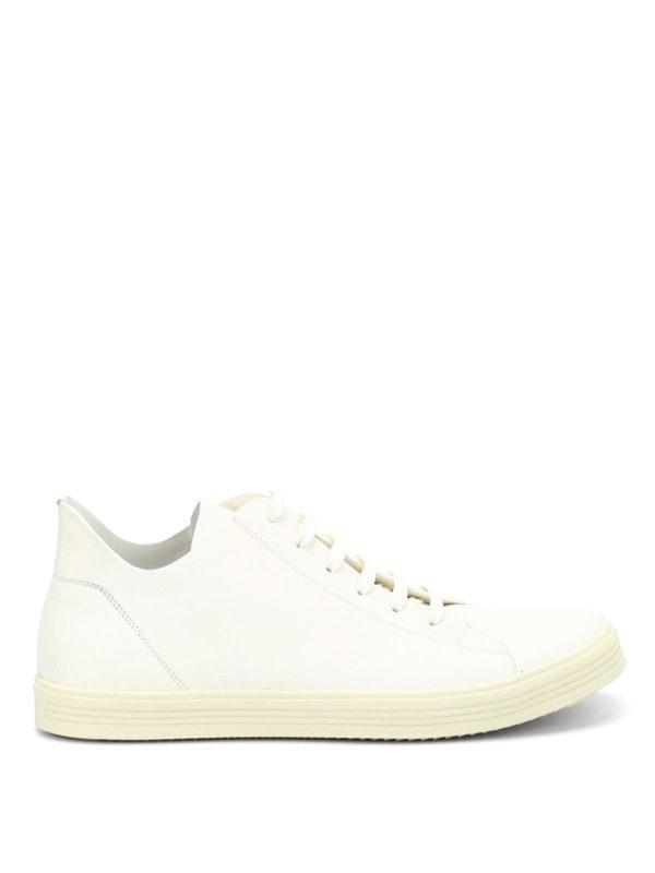 Rick Owens: Sneaker - Sneaker - Milky