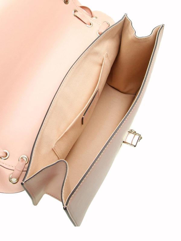 Schultertasche - Pink shop online: VALENTINO RED