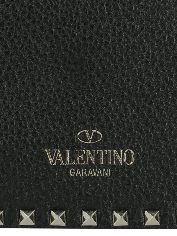Schultertasche - Schwarz shop online: VALENTINO GARAVANI