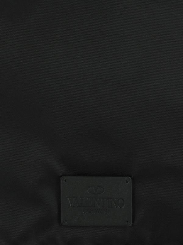Clutch - Schwarz shop online: Valentino Garavani