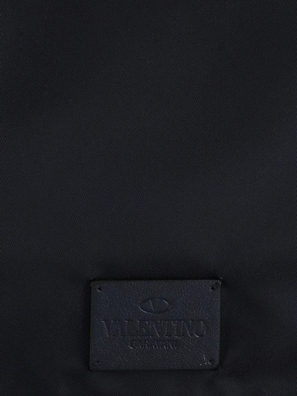 Clutch - Dunkelblau shop online: VALENTINO GARAVANI
