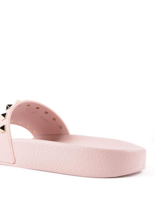 Sandalen - Hellrosa shop online: Valentino Garavani