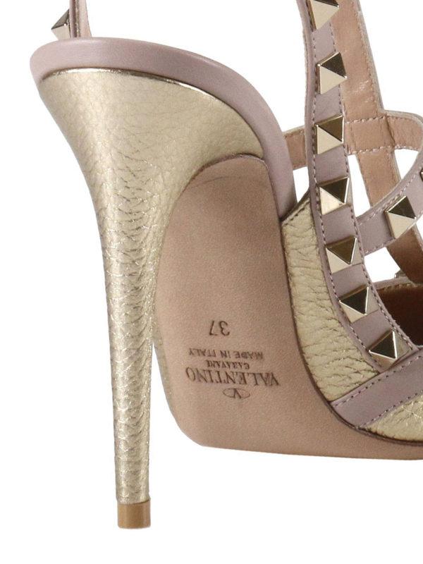 Pumps - Weißgold shop online: Valentino Garavani