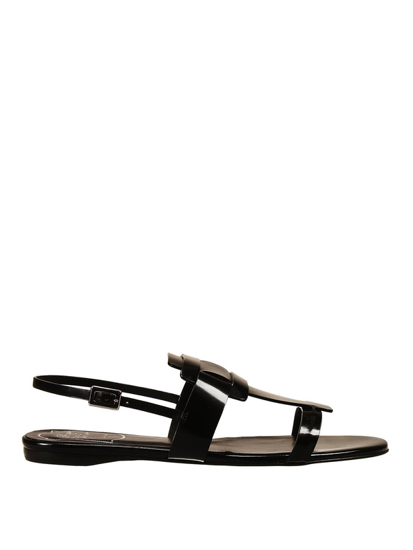 ROGER VIVIER: sandals - Sexy pilgrim sandals