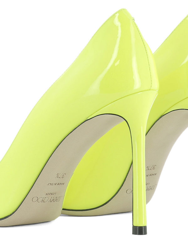 Pumps - Gelb shop online: Jimmy Choo