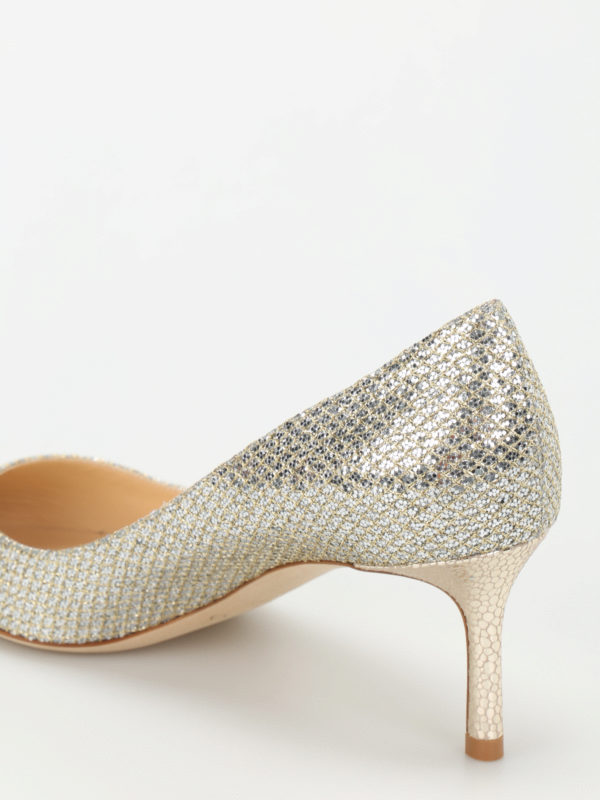 Pumps - Weißgold shop online: Jimmy Choo