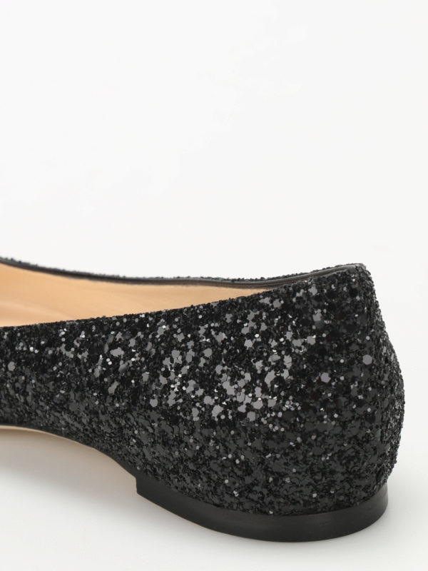 Ballerinas - Schwarz shop online: Jimmy Choo