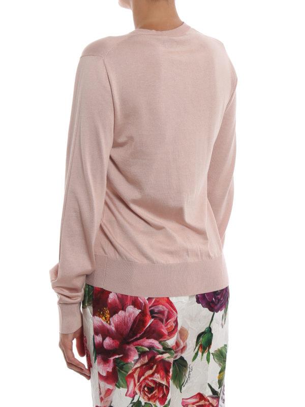 Cardigan - Einfarbig shop online: DOLCE & GABBANA