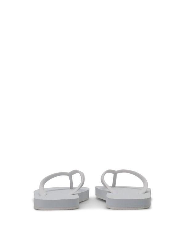 Rubber flip flops shop online: DSQUARED2