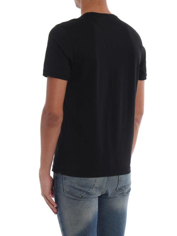 T-Shirt - Schwarz shop online: FENDI