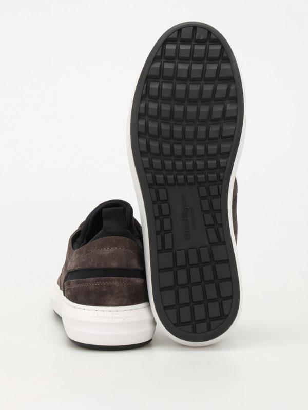 Salvatore Ferragamo buy online Sneaker - Dunkelgrau