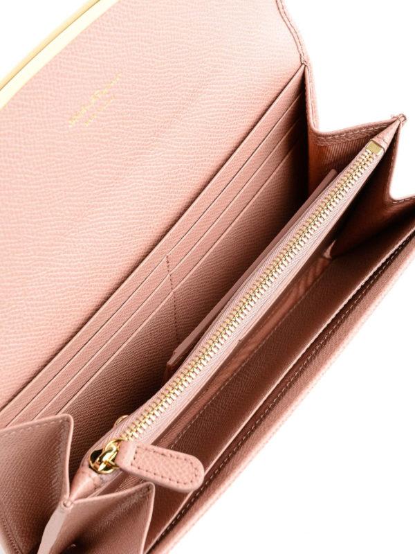 SALVATORE FERRAGAMO buy online Portemonnaie - Pink