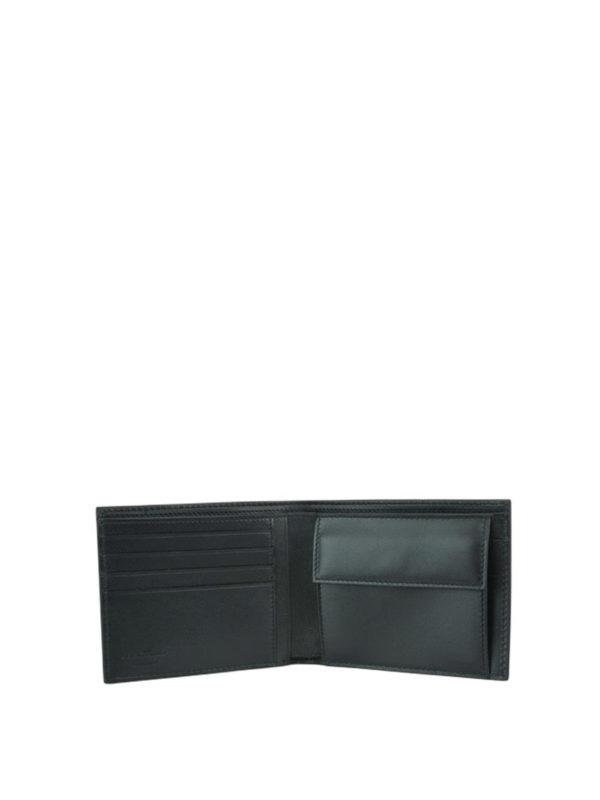 SALVATORE FERRAGAMO buy online Gancini embossed leather wallet