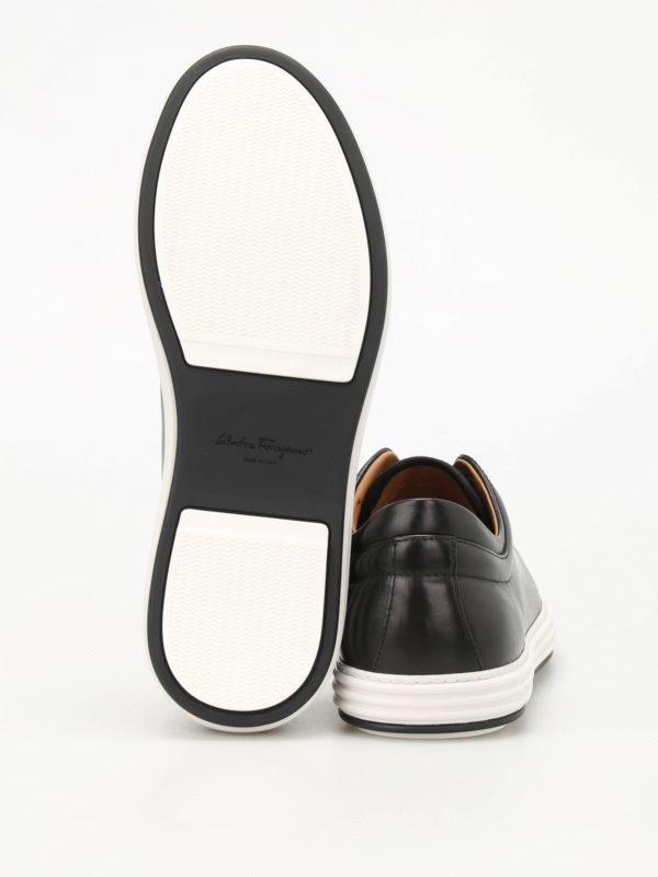SALVATORE FERRAGAMO buy online Sneaker - Schwarz
