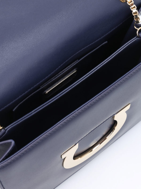 Salvatore Ferragamo buy online Clutch - Blau
