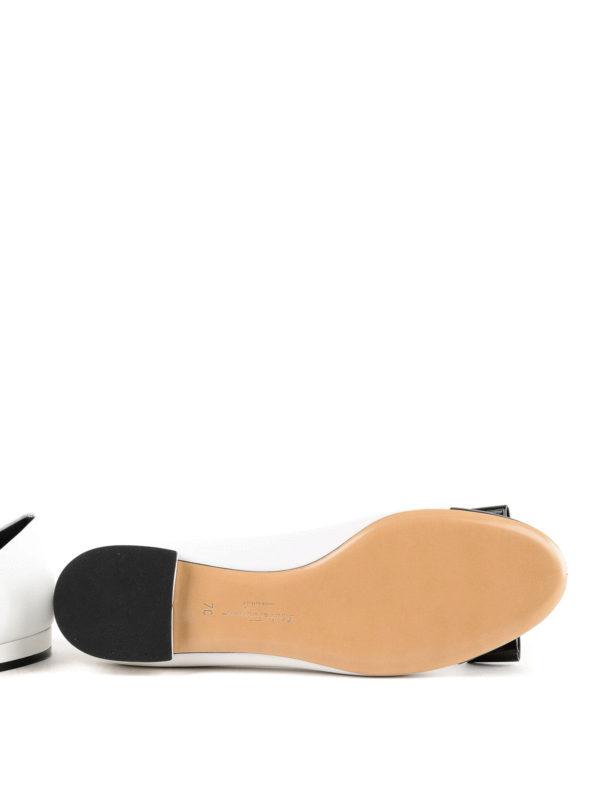SALVATORE FERRAGAMO buy online Ballerinas - Weiß