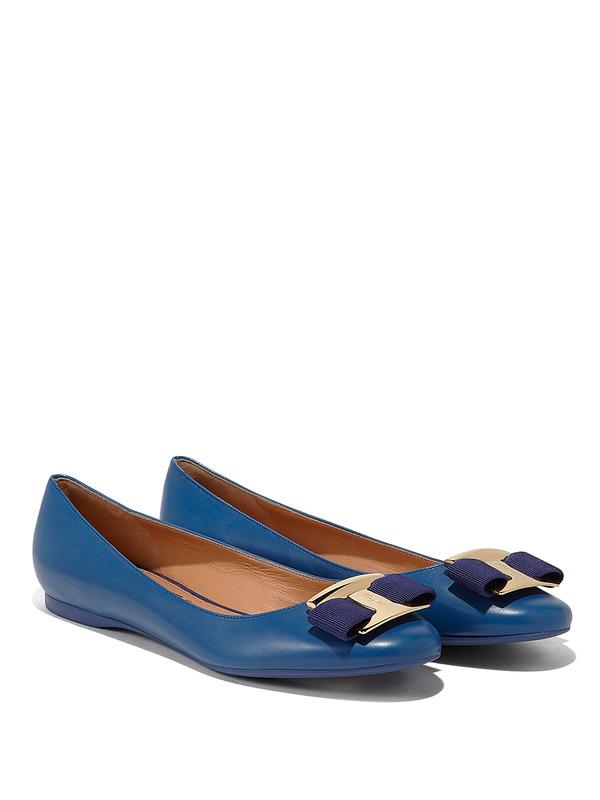Salvatore Ferragamo: flat shoes - Ninna flats