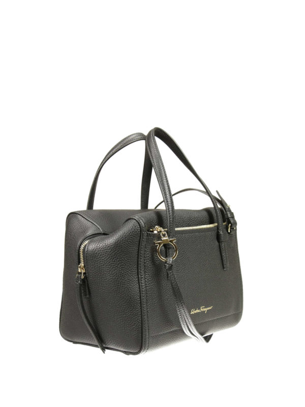 Salvatore Ferragamo - Addy bowling bag - bowling bags - 21F565 629501 1d5e23c4851a9