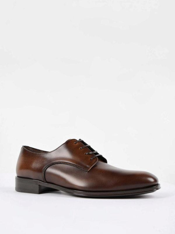 SALVATORE FERRAGAMO: Klassische Schuhe online - Klassische Schuhe - Dunkelbraun