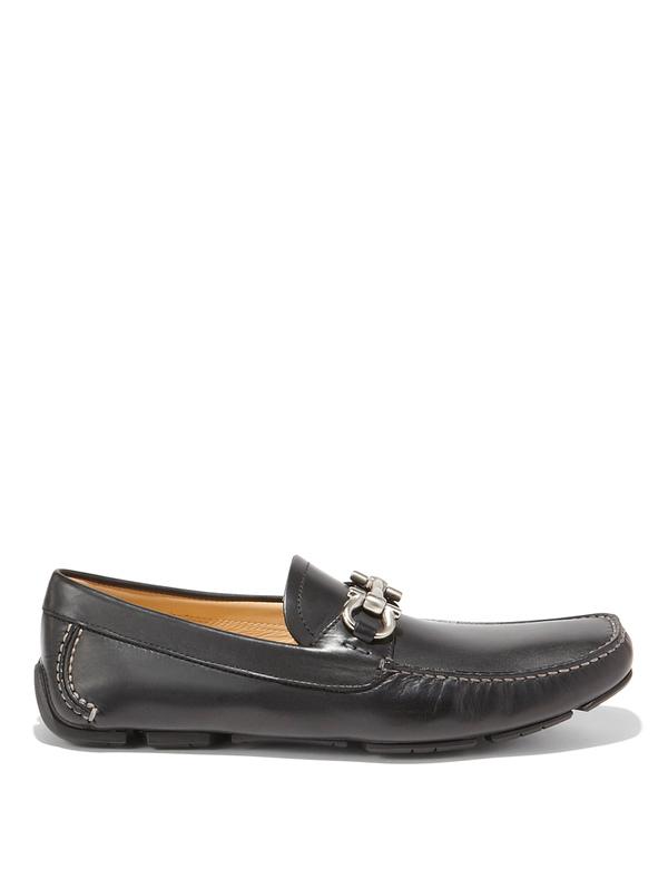 SALVATORE FERRAGAMO: Loafers & Slippers online - Parigi loafers