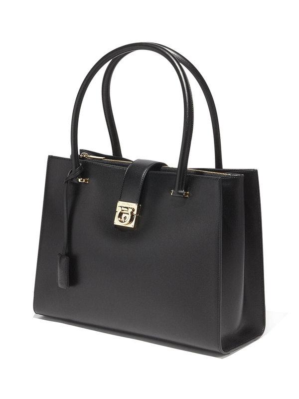 SALVATORE FERRAGAMO: shoulder bags online - Small Marlene shoulder bag
