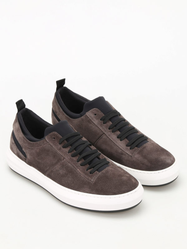Salvatore Ferragamo: Sneaker online - Sneaker - Dunkelgrau