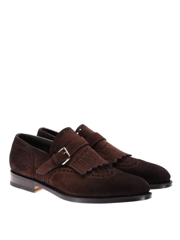SANTONI  Mocassins   Chaussures bateau online - Mocassin - Couleur Unie 93100bf7dd22