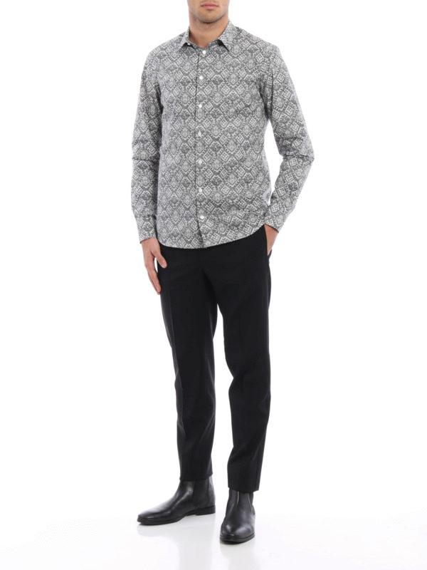Formale Hose - Einfarbig shop online: Alexander Mcqueen