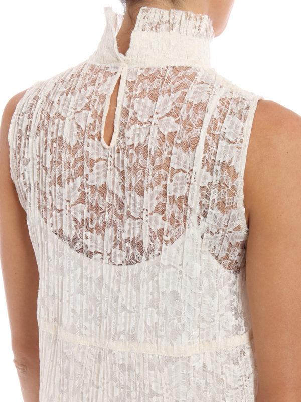 See by Chloé buy online Knielanges Kleid - Einfarbig