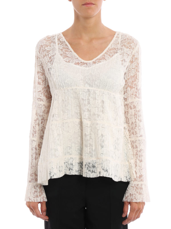 See by Chloé: Blusen online - Bluse - Einfarbig