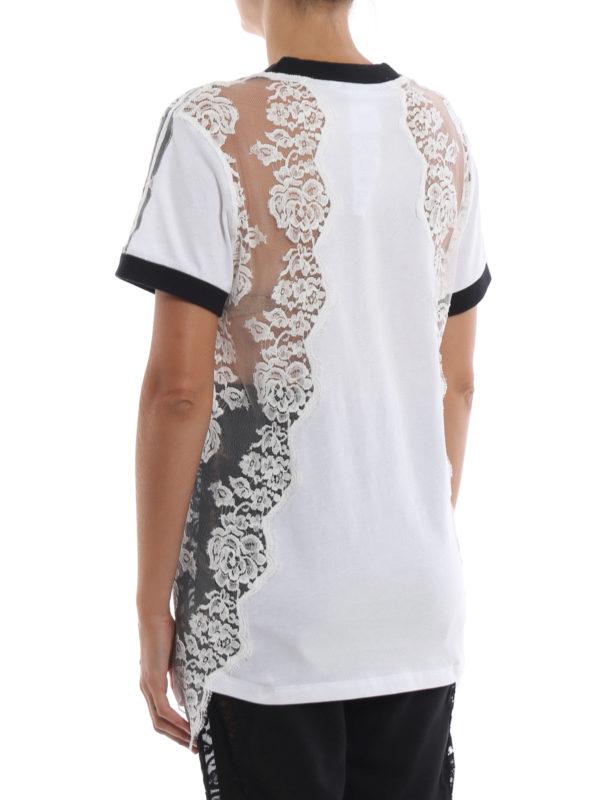 Adidas by Stella McCartney T Shirt Blanc T shirts