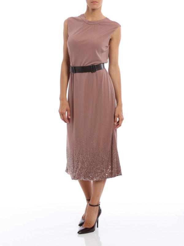 Abendkleid - Einfarbig shop online: BOTTEGA VENETA