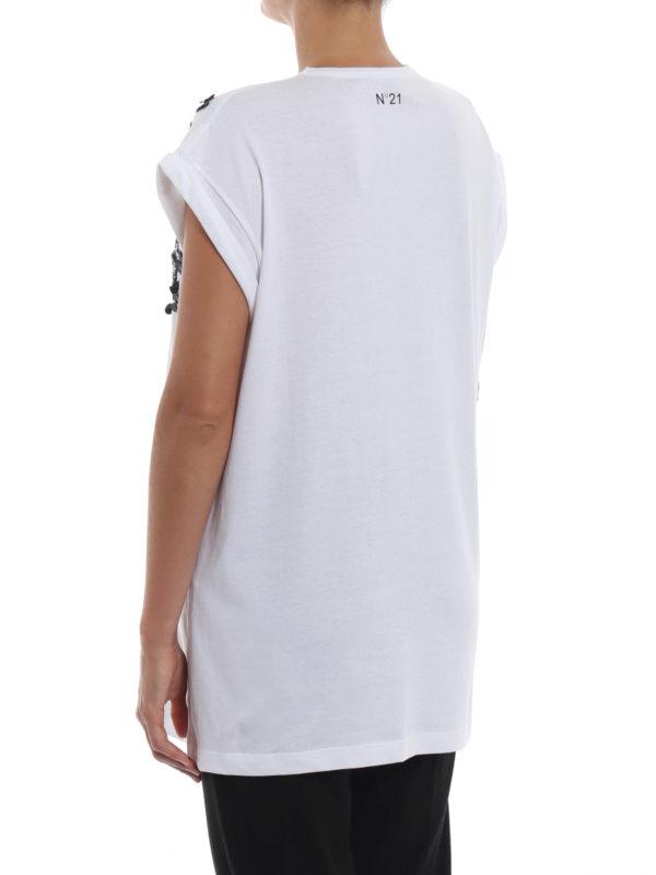 Top - Weiß shop online: N°21