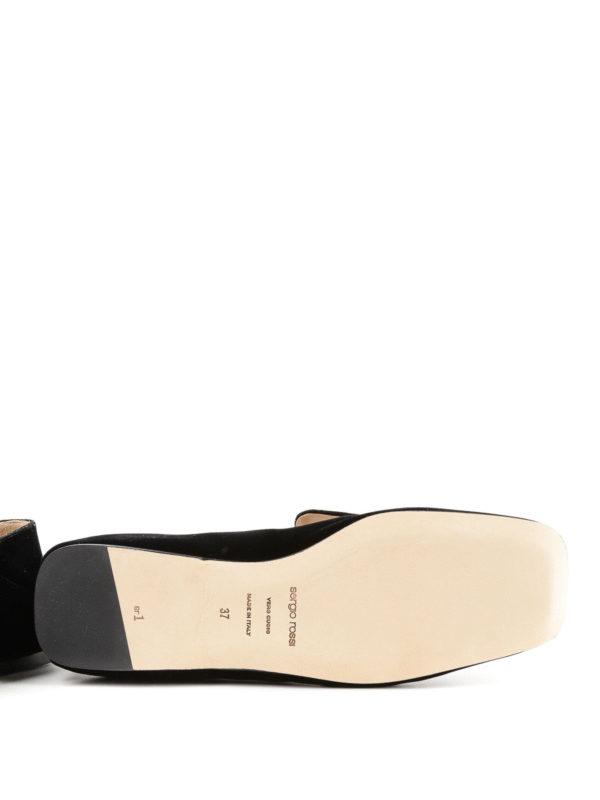 SERGIO ROSSI buy online Slippers - Schwarz