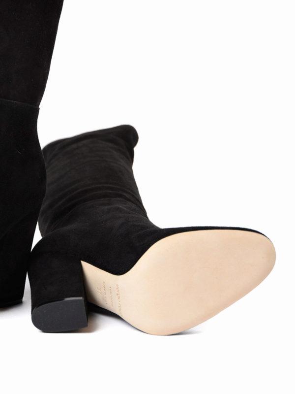 Sergio Rossi buy online Virginia over-the-knee suede boots