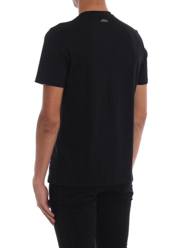 T-Shirt - Schwarz shop online: VERSACE COLLECTION