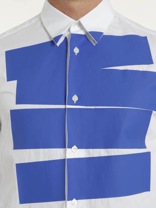 shirts shop online Stipe tux shirt