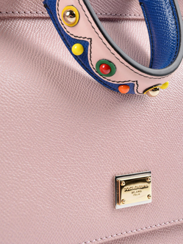 Bowling Tasche - Pink shop online: Dolce & Gabbana
