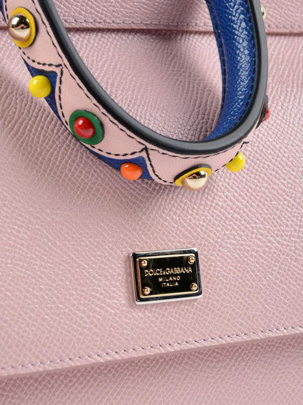 Umhängetasche - Pink shop online: DOLCE & GABBANA