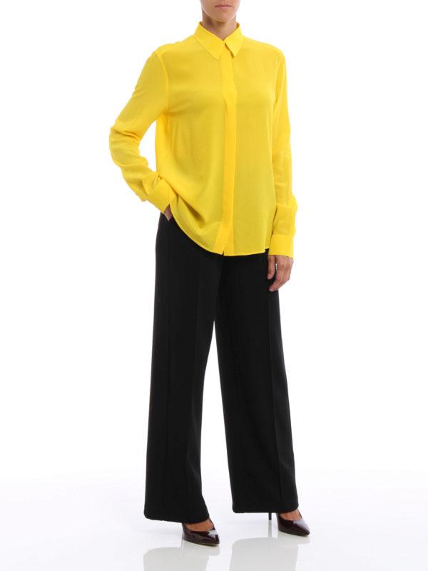 Hemd - Einfarbig shop online: GIVENCHY