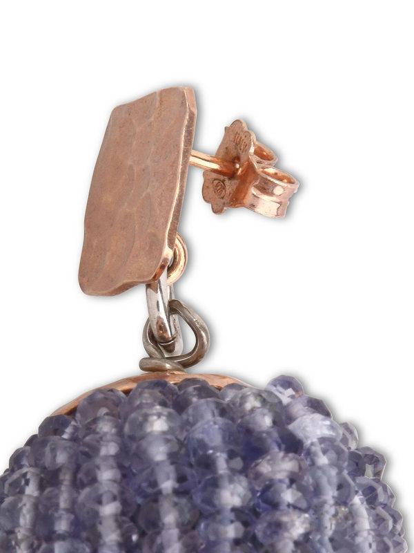 Silver earrings shop online: Bellini
