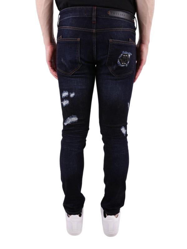 So Much I - Dunkles Jeansblau shop online: PHILIPP PLEIN