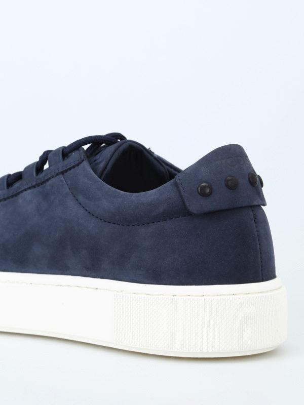 Sneaker - Blau shop online: TOD