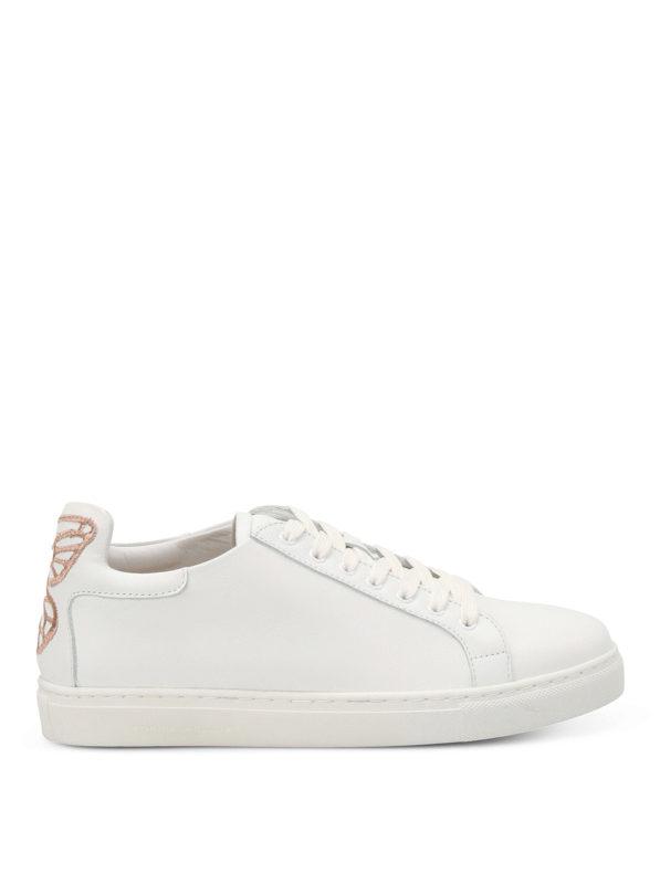 Sophia Webster: Sneaker - Sneaker - Weiß