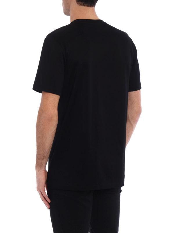 T-Shirt - Schwarz shop online: LANVIN